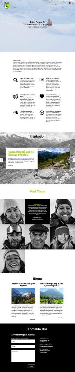 Alpine Legends - alpine-screendump