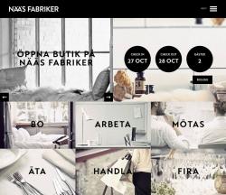 Nääs Fabriker -naas-start1